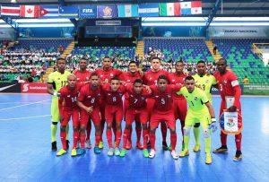 Josué Brown - Panamá va al Mundial de Futsal en Colombia