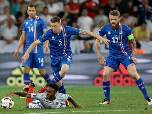 Islandia elimina a Inglaterra