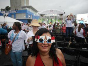 Panama esta de fiesta