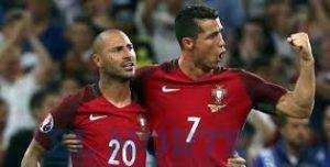 Ronaldo y Cuaresma