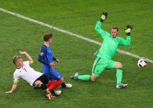 segundo gol de Francia