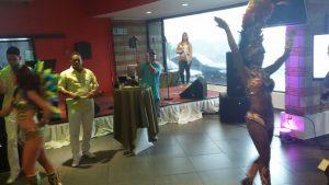 Celebración del 1er aniversario del Summit Golf Club Panamá