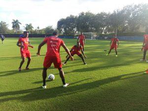 Selección nacional se completa este lunes en Fort Lauderdale