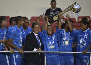La Selección de Honduras conquistó dos premios individuales y el campeonato de la mano de Jorge Luis Pinto
