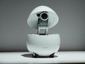 Panasonic presenta el concepto de un robot