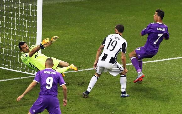 Real Madrid se volvió a proclamar rey de Europa