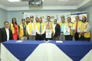 Clubes Activos 20-30 de Panamá lanza campaña pro valores llamada Actitud 20-30